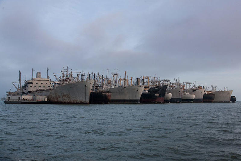 Abandoned Warships: 30 Decaying Aircraft Carriers